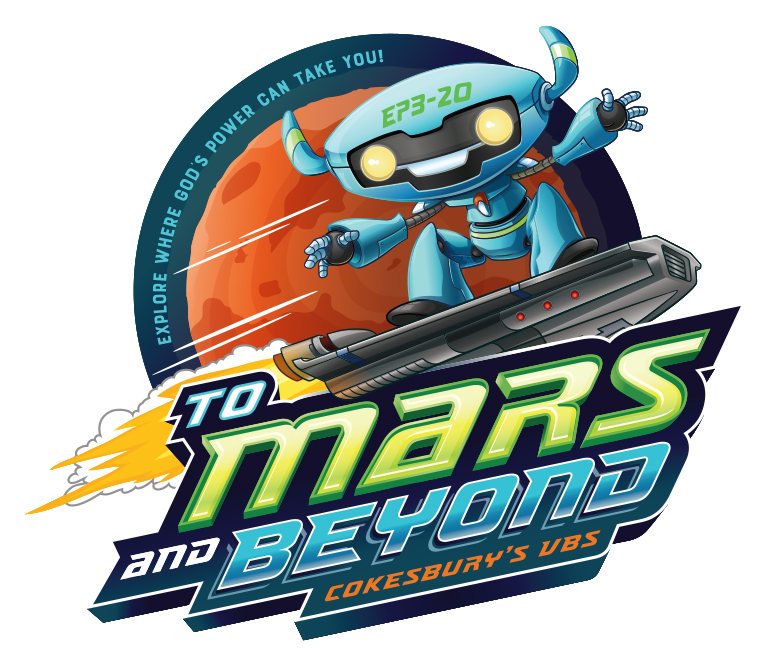 MCUMC VBS - To Mars and Beyond